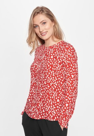 ROOT - Blouse - pomegranate