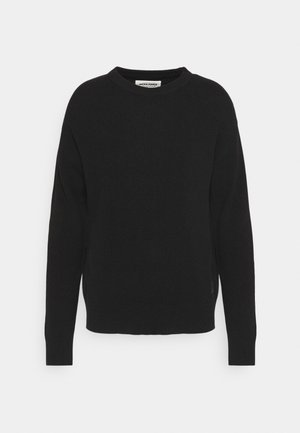 JORJORDAN CREW NECK - Jumper - black