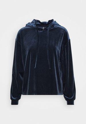 PCGIGI HOODIE - Hoodie - navy blazer
