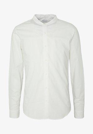 CHEMISE MAO CASUAL - Camicia - blanc