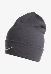 Nike Sportswear - BEANIE - Mössa - dark grey/metallic silver - 2