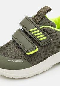 Superfit - RUSH - Baby shoes - grün/gelb - 5
