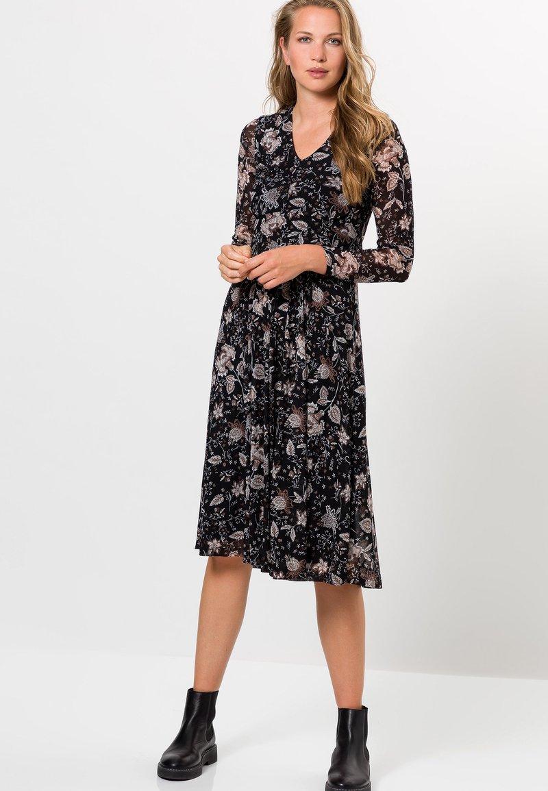 zero - Jersey dress - black
