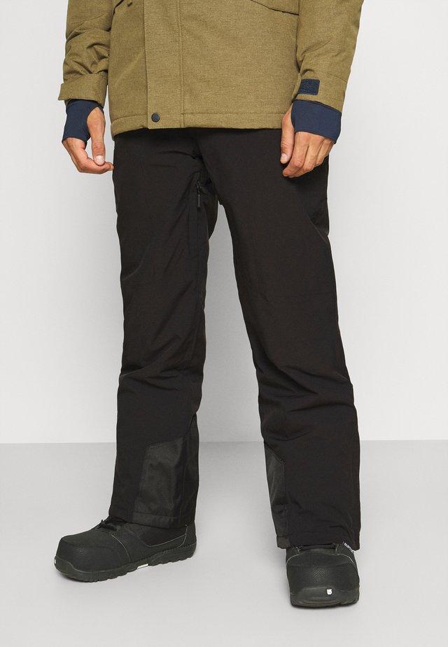 CLEAN PRO PANT - Zimní kalhoty - black