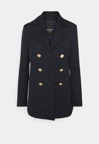 Patrizia Pepe - Short coat - dark navy - 4