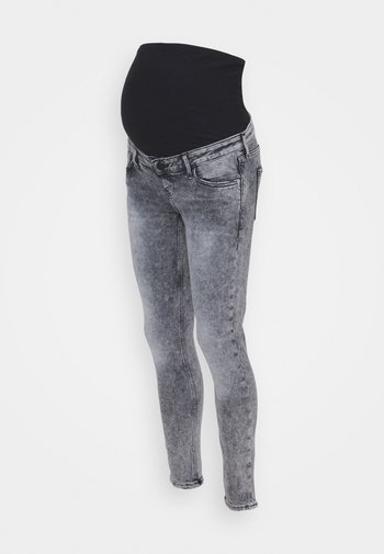 Jeans Skinny Fit - grey acid
