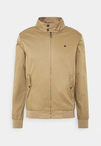 SANSON - Summer jacket - bois brun