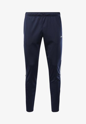 TRAINING ESSENTIALS TRACK JOGGERS - Pantalon de survêtement - blue
