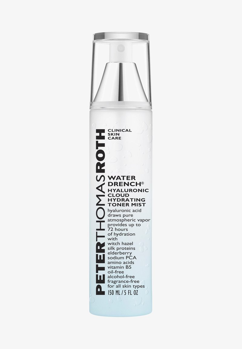 Peter Thomas Roth - WATER DRENCH HYDRATING TONER MIST - Toner - -