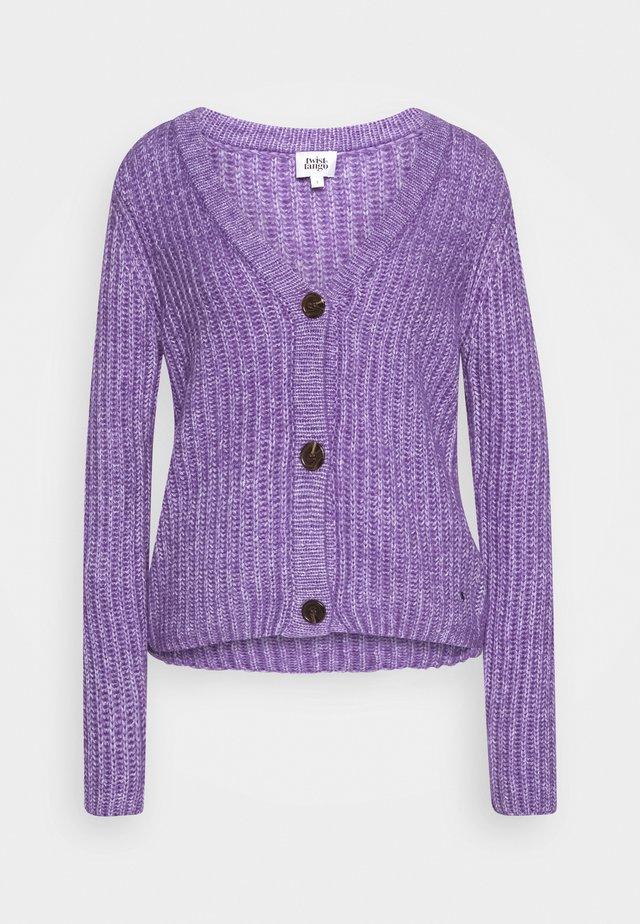 MARIEL - Cardigan - lavender