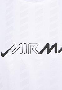 Nike Sportswear - DRESS - Maxi dress - white/white/black - 7