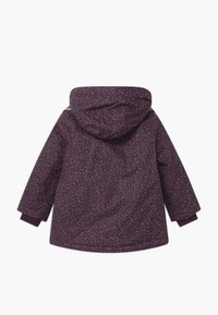 Hummel - JESSIE UNISEX - Winter coat - blackberry wine - 2