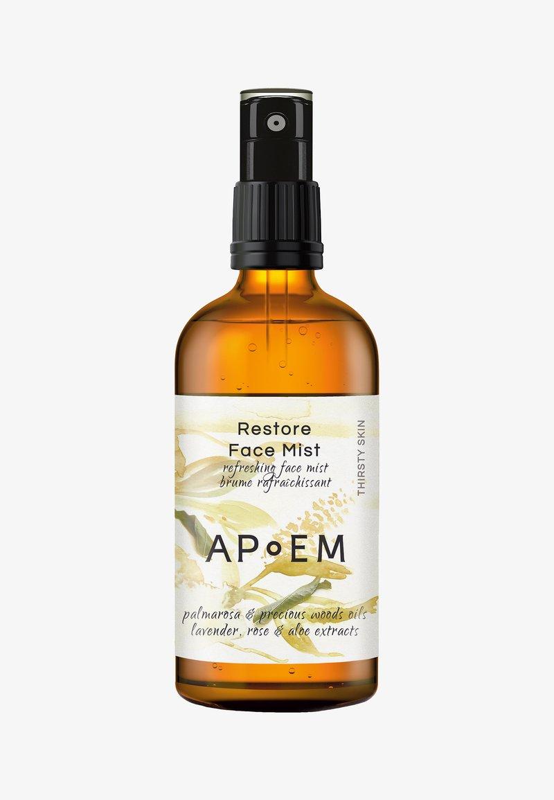 APoem - RESTORE FACE MIST - Face oil - restore face mist