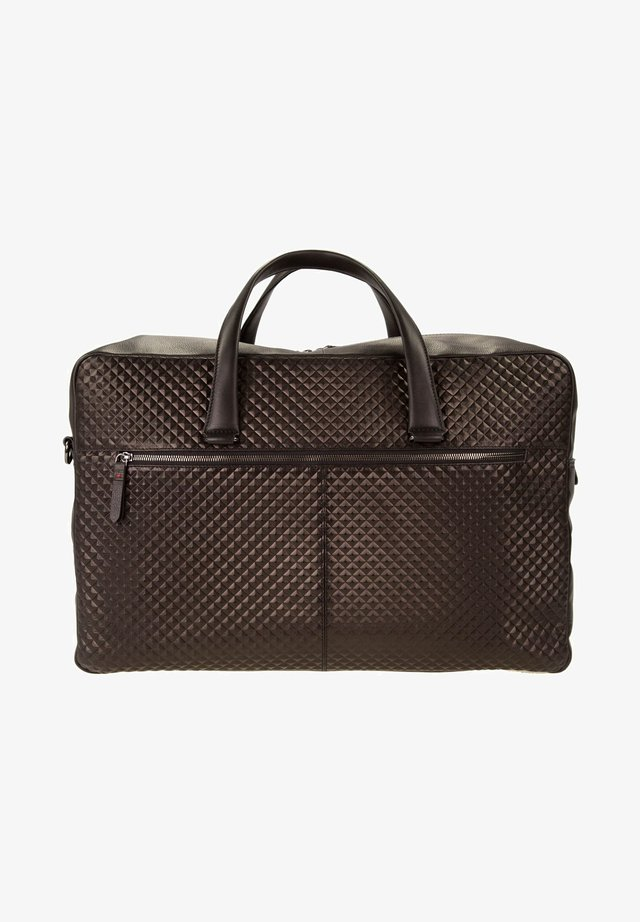 TOMMASO  - Weekend bag - black