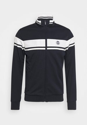 TRACKTOP YOUNGLINE - Training jacket - navy/blanc de blanc