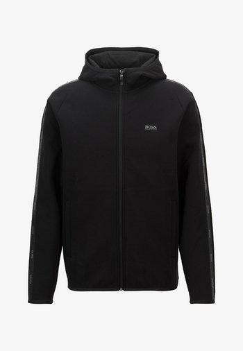 SAGGY 2 - Zip-up hoodie - black