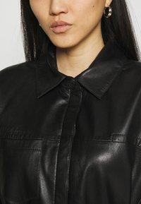 Oakwood - BREAK - Shirt dress - black - 4