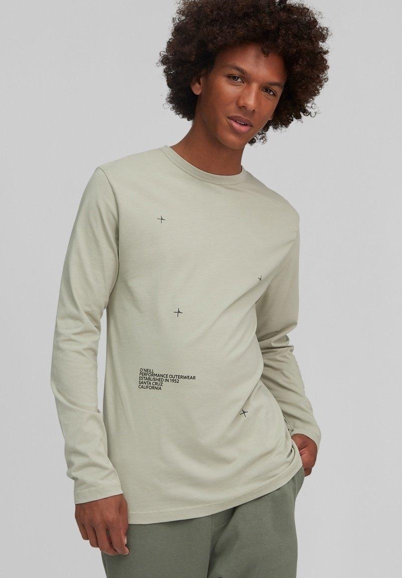 Herrer TEES BACK TO CALI LS  - Langærmede T-shirts