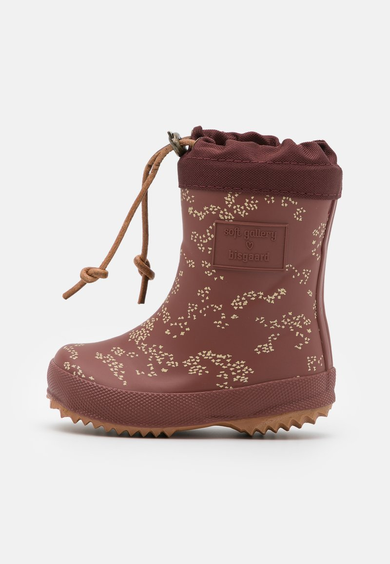 Bisgaard - SOFT GALLRY X THERMO - Wellies - bordeaux