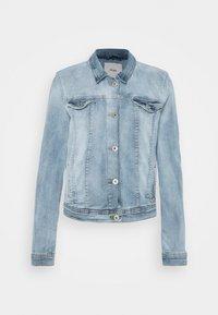IHSTAMPE - Denim jacket - washed light blue