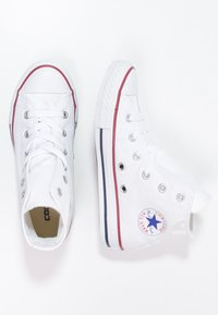 Converse - CHUCK TAYLOR ALL STAR  - High-top trainers - optical white