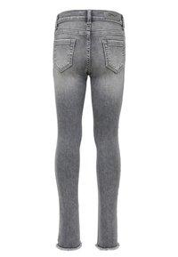 Kids ONLY - Jeans Skinny Fit - grey denim - 1