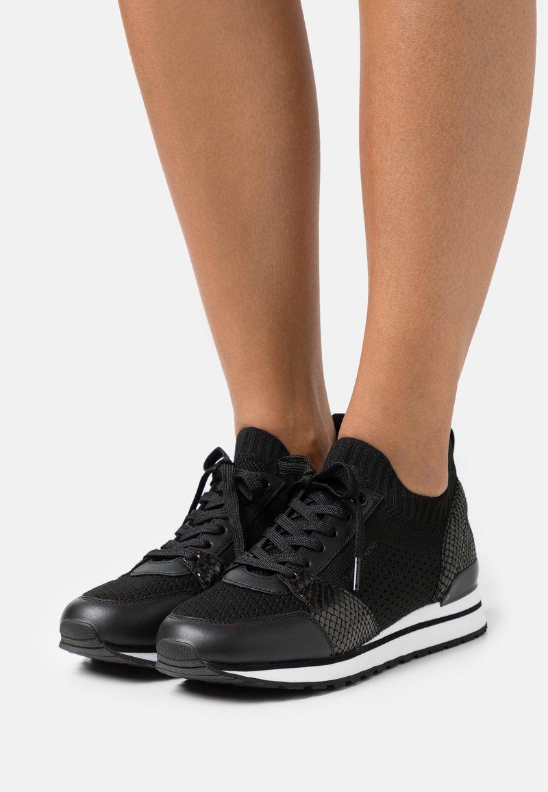 MICHAEL Michael Kors - BILLIE TRAINER - Sneakersy niskie - black