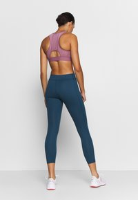 ASICS - Tights - magnetic blue/ginger peach - 2