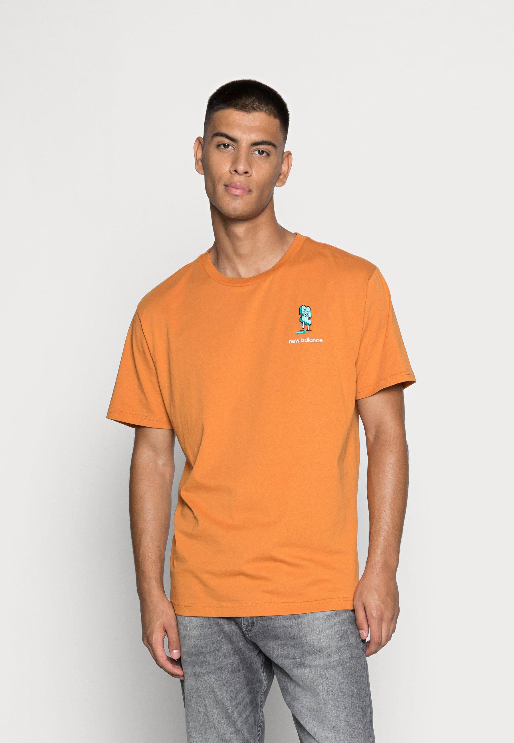 Men ATHLETICS MINIMIZE TEE - Basic T-shirt