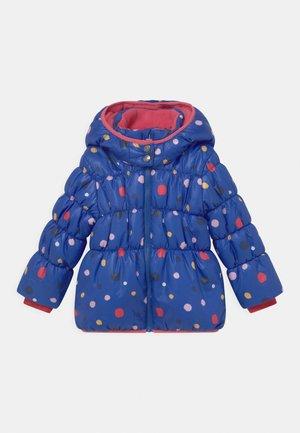 KIDS GIRLS HIGHNECK - Winter jacket - ocean
