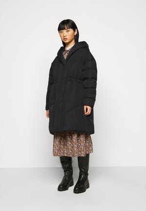 VICAMISA COAT - Dunkappa / -rock - black