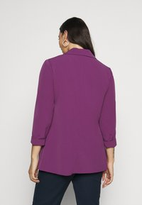 CAPSULE by Simply Be - JACKETS LIGHTWEIGHTS - Blazer - purple - 3