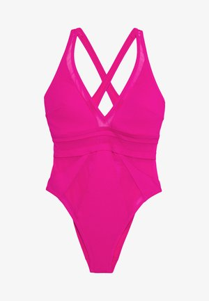 USHUAIA SWIMSUIT - Plavky - pink