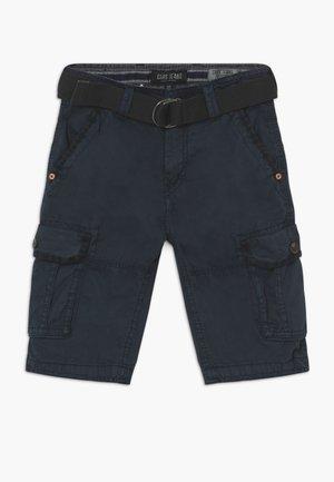 KIDS DURRAS - Pantaloni cargo - navy