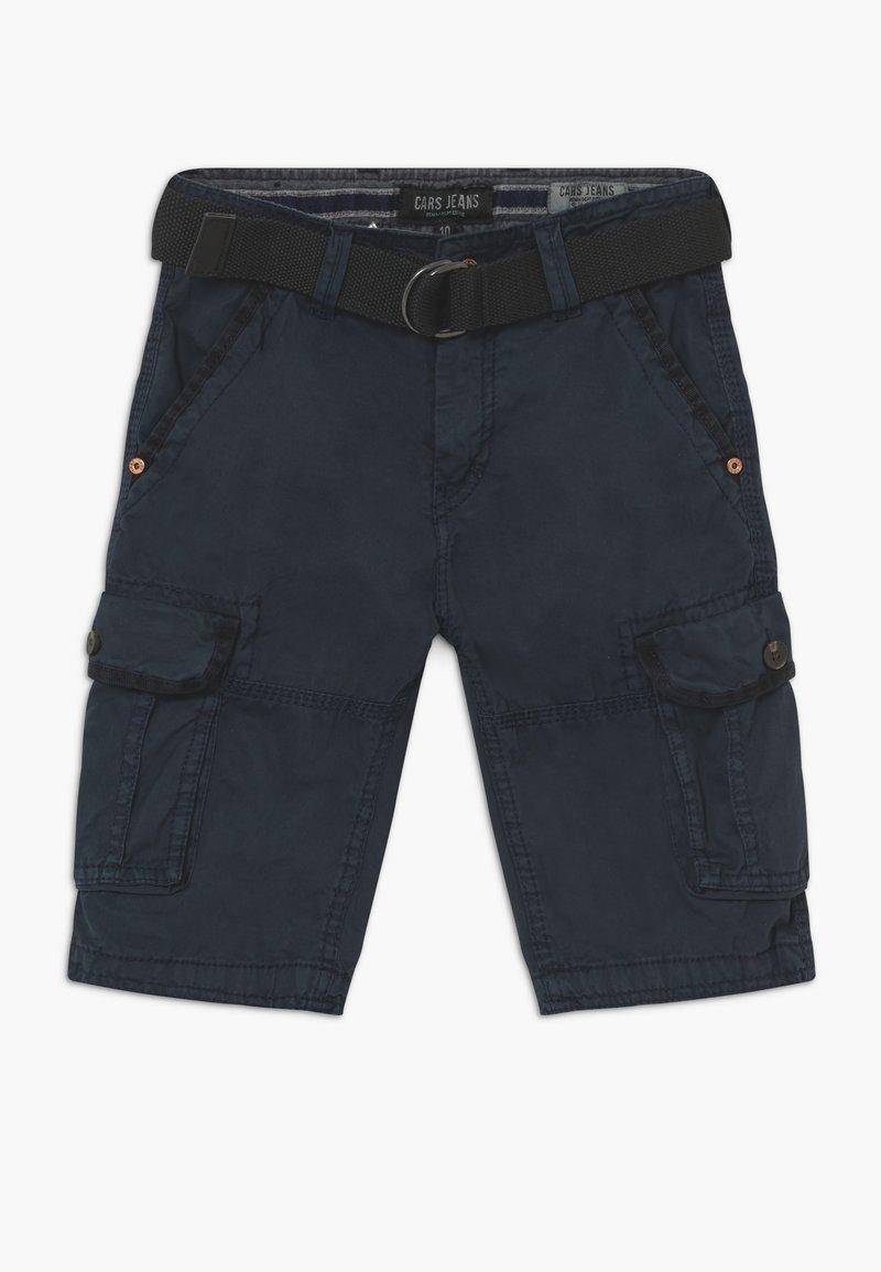 Cars Jeans - KIDS DURRAS - Pantaloni cargo - navy