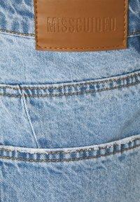Missguided Plus - PLUS CLEAN  - Straight leg jeans - blue - 2