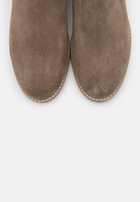 Anna Field - LEATHER - Botines bajos - taupe - 4