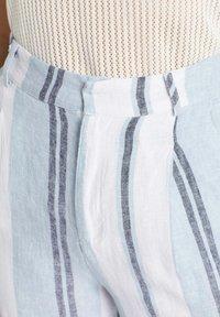 khujo - MAHSALA - Trousers - blue - 5