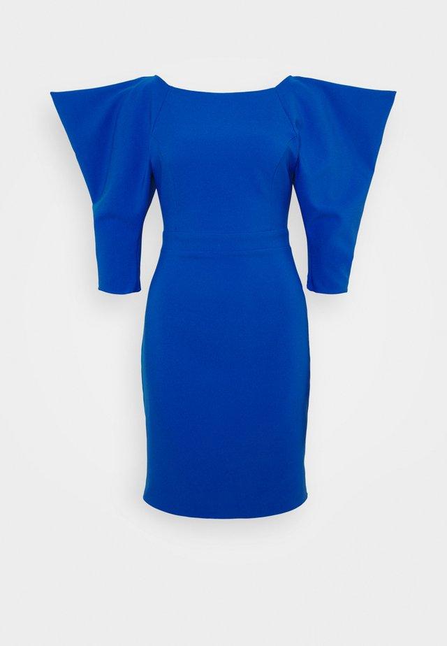 Cocktail dress / Party dress - royal blue