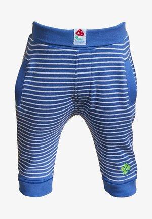 Tracksuit bottoms - indigo blue