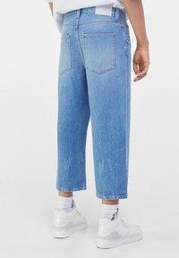 Bershka - Jeans Relaxed Fit - blue denim - 2