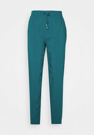 LANG - Trousers - everglade blue