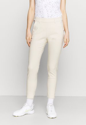 WOMEN IKALA TREGGINGS - Trousers - buttercream