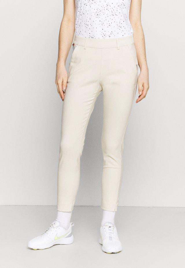 WOMEN IKALA TREGGINGS - Pantalon classique - buttercream