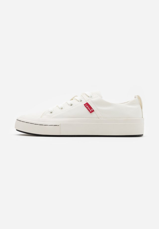 SHERWOOD  - Zapatillas - brilliant white