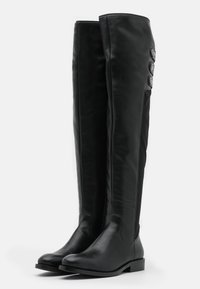 Laura Biagiotti - Over-the-knee boots - black - 2