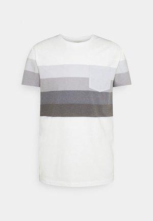RRNOEL TEE - Print T-shirt - dark denim