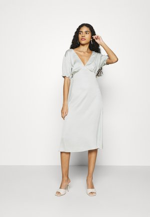 KAROW - Day dress - grisaille