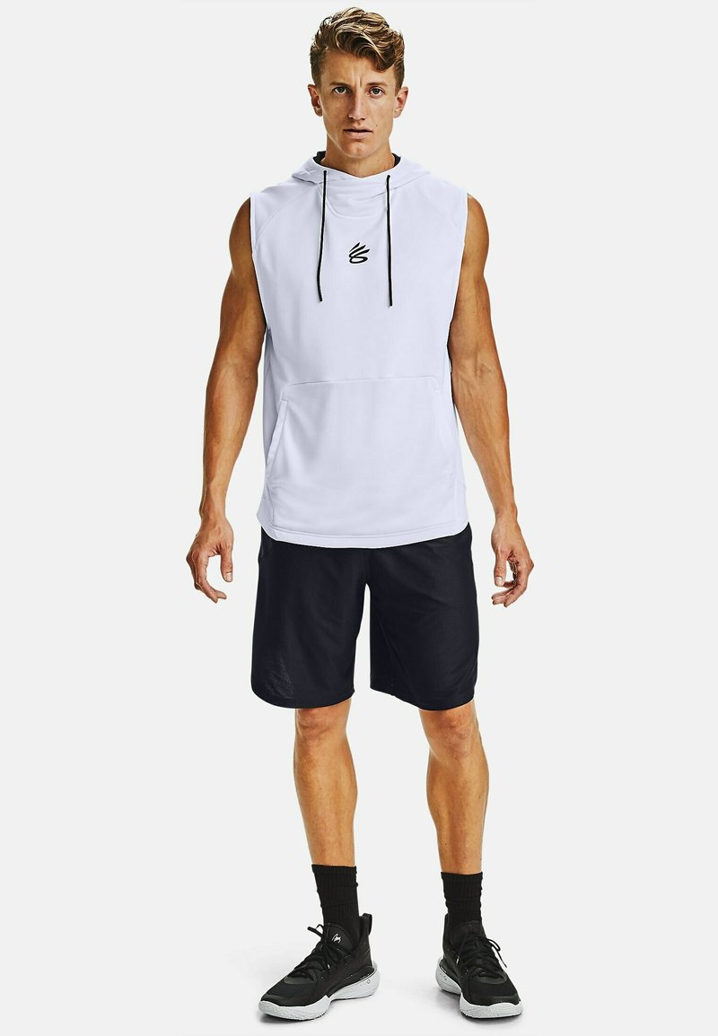 Under Armour - CURRY ELEVATED SHORT - Short de sport - black
