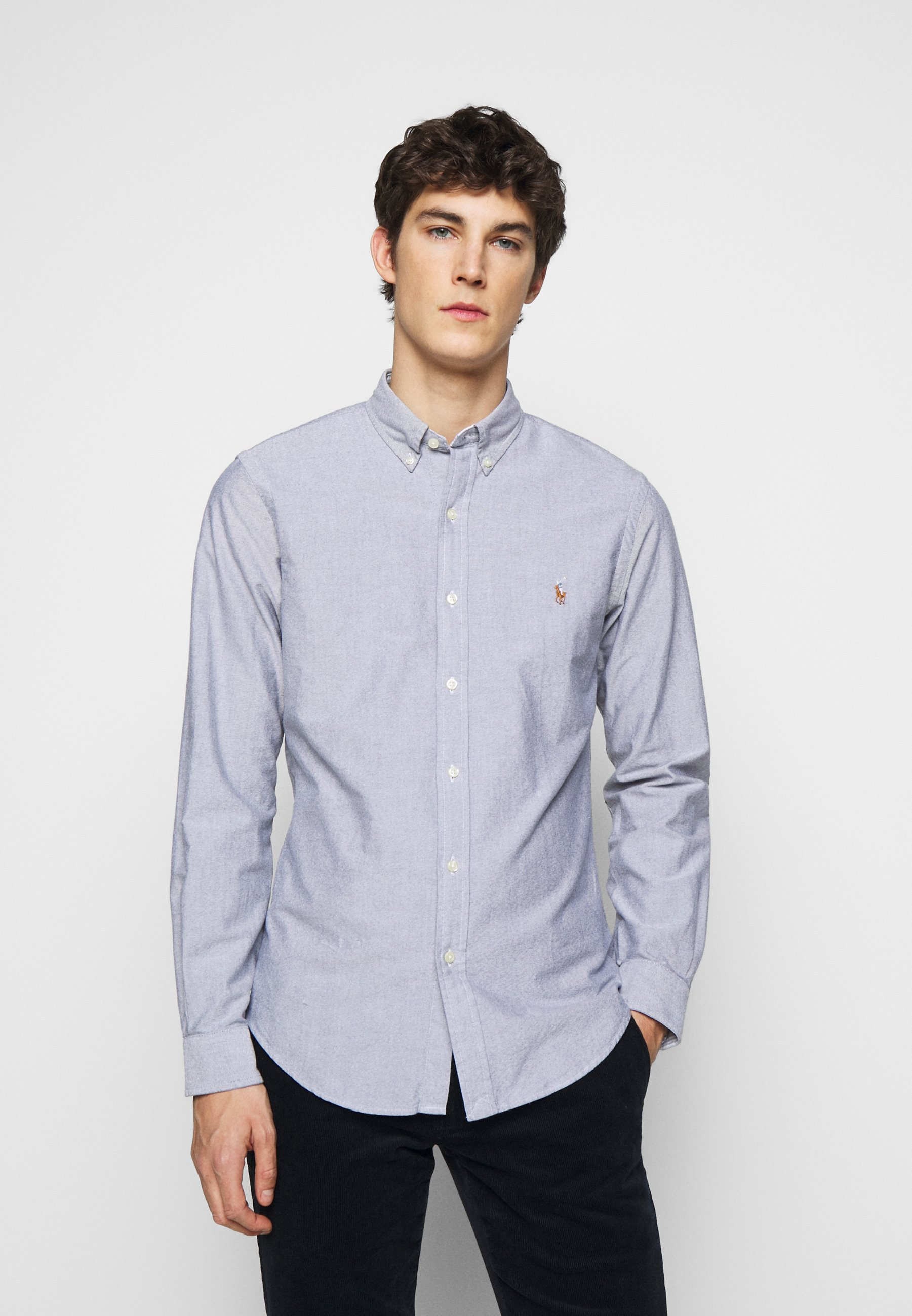Homme SLIM FIT OXFORD SHIRT - Chemise
